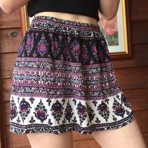 LA Hearts Pacsun mini skirt